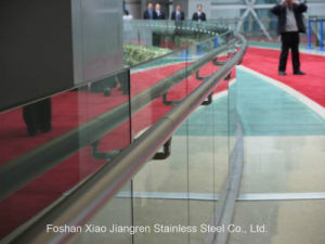 Steel Products Steel Post Stainless Steel Handrail for Balcony pictures & photos
