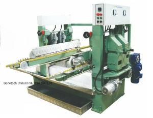 Glass Double Pencil Edging Machine pictures & photos