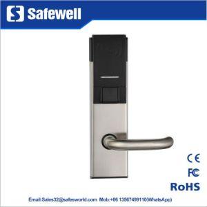 201 Stainless Steel Type 2 Handle Hotel Door Lock pictures & photos