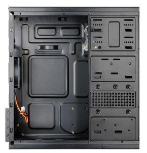 Black ATX Computer Case/PC Case pictures & photos