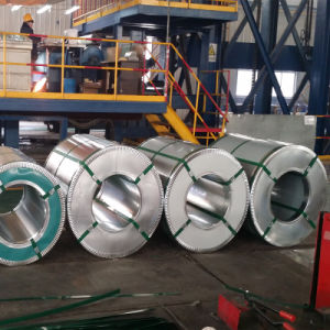 Hbis Anti Fingerprintgalvanized Steel Coil for Building Material pictures & photos