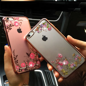 High Quality Cover TPU Mobile Phone Case for iPhone6 pictures & photos