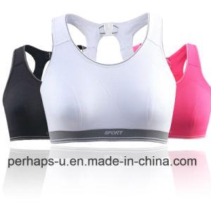 Custom Best Sports Bra Breathable Yoga Bra Top pictures & photos