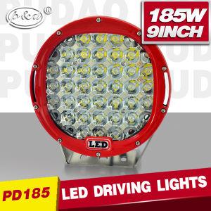 "9"" Wheel Loader LED Spot Lights 4X4 LED Auto Lamps Offroad Light"