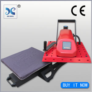 15*15 CE Approved Swing Away Tshirt Printing Machine HP3805 pictures & photos