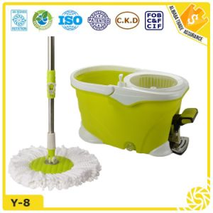 Best Selling Easy Mop Four Drivers Spin Mop pictures & photos