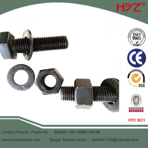 Structural Hexagon Head Bolts with High Tensile pictures & photos