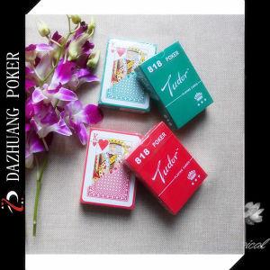 818 Tudor Paper Poker Card Rival Fournier pictures & photos
