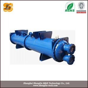 Shell and Tube Water-Cooled Heat Exchanger pictures & photos