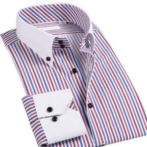 Wholesale 2016 Mens Dress Shirt/Latest Shirt Design for Man pictures & photos