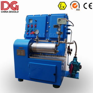 Ceramic Laboratory Horizontal Bead Mill for Inkjet Ink pictures & photos