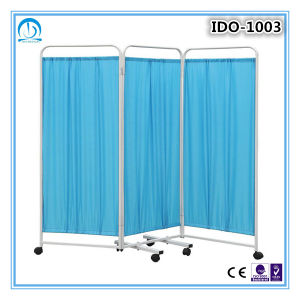 Ce ISO Approved Hospital Ward Folding Screen pictures & photos
