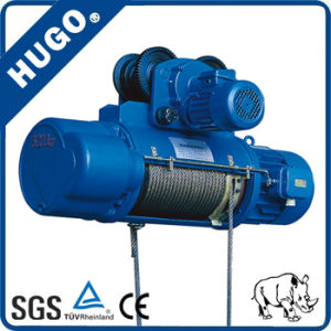 Reliable Supplier Wire Rope Hoist Electric Hoist Motor 10ton pictures & photos