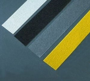 Fiberglass Anti Slip Flat Strip, GRP/FRP Anti Slip Flat Sheet pictures & photos