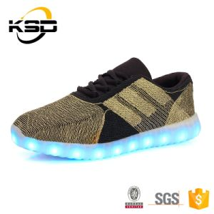 2016 Factory Wholesale LED Flashing Shoes Sneaker Shoe Light pictures & photos