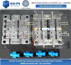 High Precision Dialyzer Connector Injection Mould pictures & photos