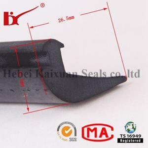 Co-Extrusion Automobile Rubber Edge Trim pictures & photos