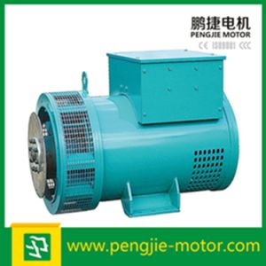 St Stc 100% Copper Wire Alternator Sngle Phase AC Synchronous Auto Alternator 220V 5kw