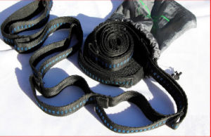 Carries Heavy Duty Hammock Straps Tree Hanging Strap Set with Loops pictures & photos