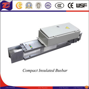 Insulated Aluminum Copper Conductor Plug-in Busbar pictures & photos