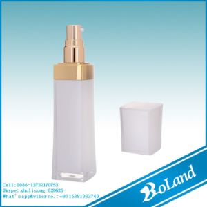 (D) 120ml Acrylic Empty Airless Cosmetic Bottle for Lotion
