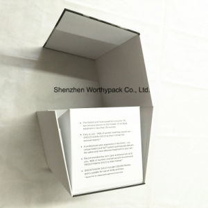 Paper Folding Packaging Box for Beauty Apparatus pictures & photos
