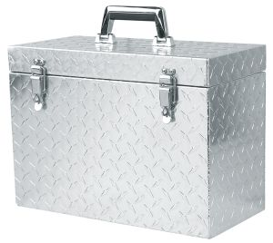 Ningbo Waterproof Aluminum Checker Plate Ute Tool Boxes pictures & photos