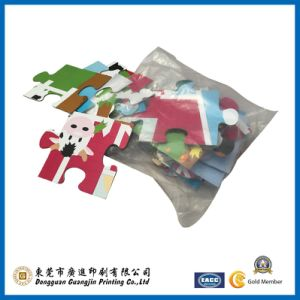 Customized Color Printing Children Paper Puzzle (GJ-Puzzle019) pictures & photos
