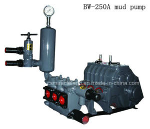 Bw-250A Hydraulic Motor Mud Pump pictures & photos