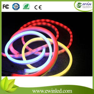 High Quality IP65 Waterproof Mini LED Neon Rope Lighting pictures & photos
