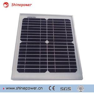 10W Mono-Crystalline Solar Module / Solar Panel / PV Module pictures & photos