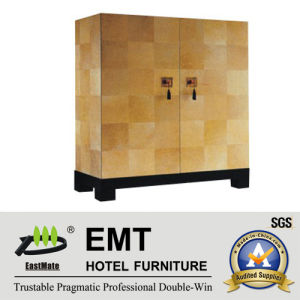 Light Soft Color Decorative Cabinet for Hotel Living Room (EMT-DC02) pictures & photos