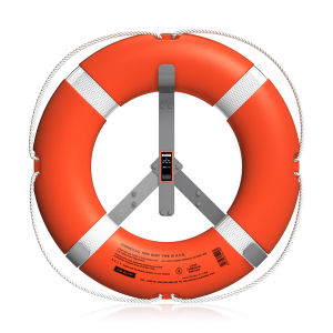 2.5kg/4.3kg Foam Life Buoy with Reflective Tape Cheap Price pictures & photos