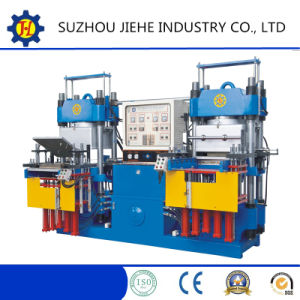 Full-Automatic Silicone Rubber Case/Wristband Making Machine/Rubber Hydraulic Press Made in China pictures & photos