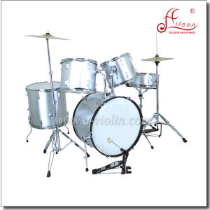5-PC Jazz Drum Kits Including Cymbal and Drum Stick pictures & photos