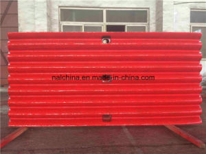 High Manganese Steel Casting Jaw Plate for Jaw Crusher pictures & photos
