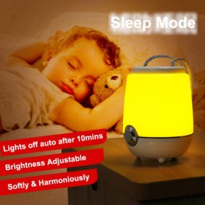 Portable Home Bluetooth Speaker with Touchable LED Lamp pictures & photos