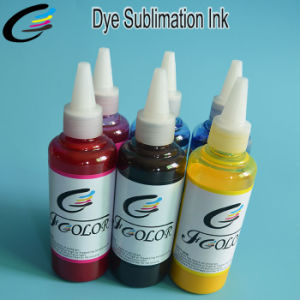 Pigment Based Sublimation Ink for Mugs Printing Ink pictures & photos