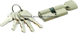 High Security Double Pins Groove Key Cylinder (C3360-151SN-231SN) pictures & photos