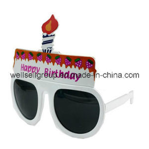 Birthday Candle Shaped Glasses for Party Decoration/Party Supplies pictures & photos
