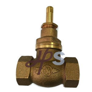 Brass Stop Valve with Brass Handle pictures & photos