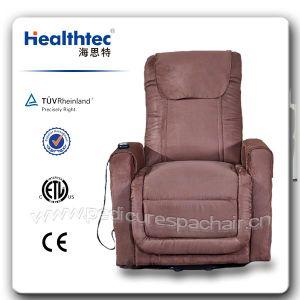China Medical Health Fabric Recliner Lift Sofa D05