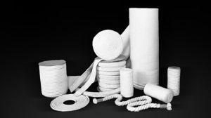 Ceramic Fiber Cord with Glassfiber Reinforced, Ceramic Fiber Fiberglass Seal Rope Sealing