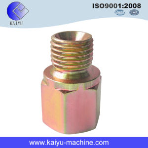 China Supplier Hydraulic Metric Thread Adapter, Connector pictures & photos