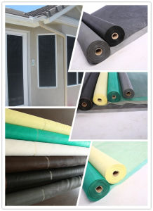 Window/Insect/Fly Wire Netting Fiberglass Mesh Screen (Factory)