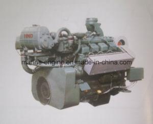 565kw/2100rpm Hechai Chd314V12 Diesel Marine Engine pictures & photos