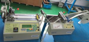 Automatic Kevlar Tape Cutting Machine pictures & photos