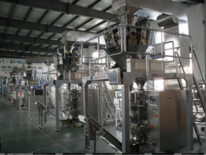 Automatic Salt Packing Machine, Salt Filling Packaging Machine pictures & photos
