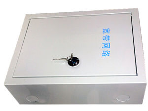 China Multimedia Metal Distribution Box Multimedia Collection Box Optical Fiber Distribution Box pictures & photos