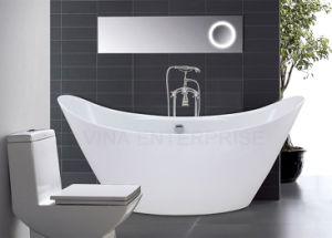Ellipse Freestanding High Quality Acrylic Bathtub B-8811